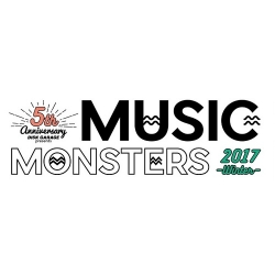 DISK GARAGE MUSIC MONSTERS -2017 winter-