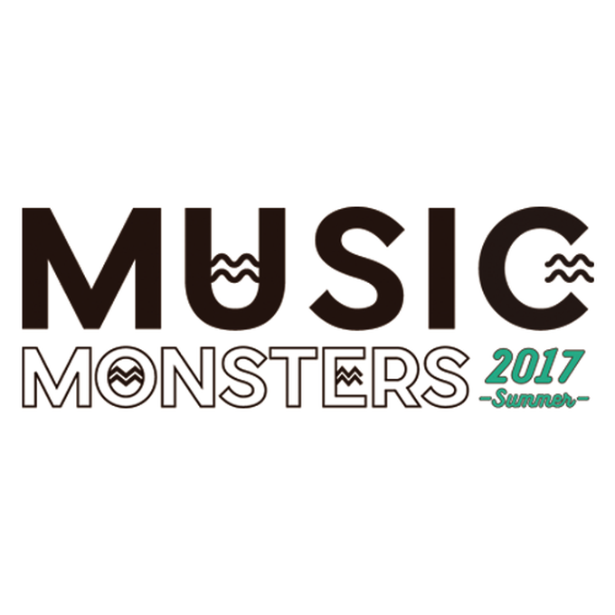 DISK GARAGE MUSIC MONSTERS -2017 summer-
