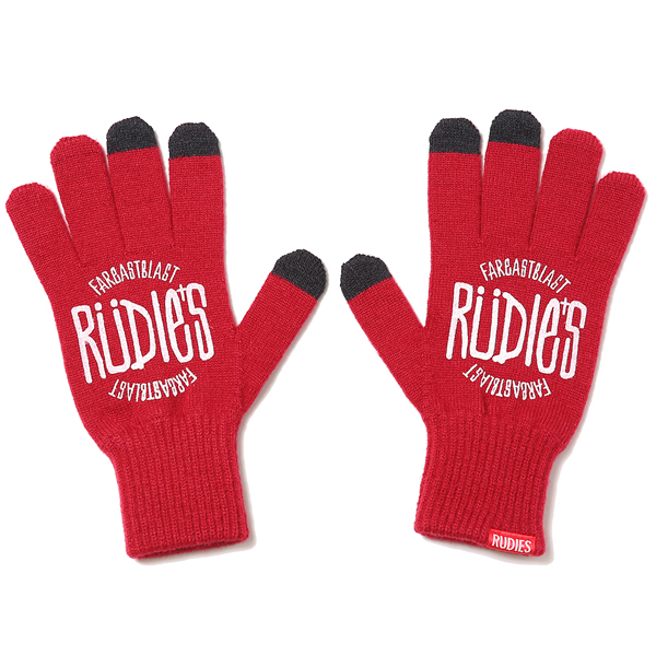 RUDIE'S 『DRAWING GLOVE』